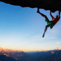 Climbing in Valais