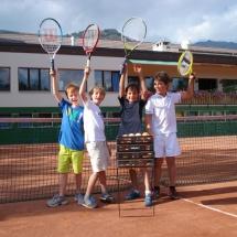 tennis camp Crans-Montana